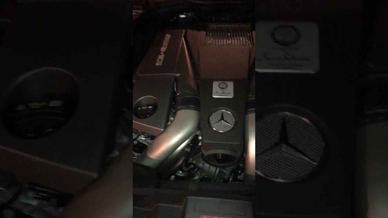 W218 CLS 63 (2013) Engine Ticking | MBClub UK - Bringing together