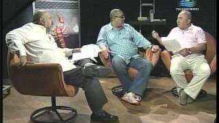 Jairo Varela en ConversanDOS. Con Darío Henao y Umberto Valverde. Homenaje, Ago. 8, 2012