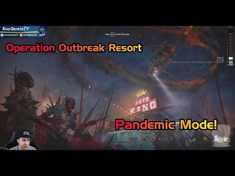 Operation Outbreak Resort Pandemic Mode | Map 2 Rainbow Six Siege
