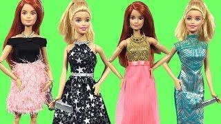 YEPYENİ Barbie Kıyafetleri | Barbie Türkçe izle | EvcilikTV
