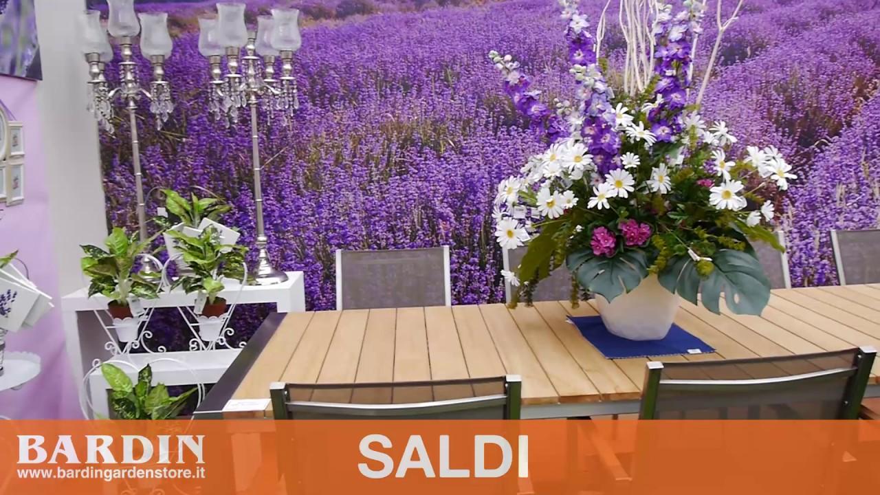 Saldi 2017 su arredo giardino bardin garden store youtube for Garden arredo giardino