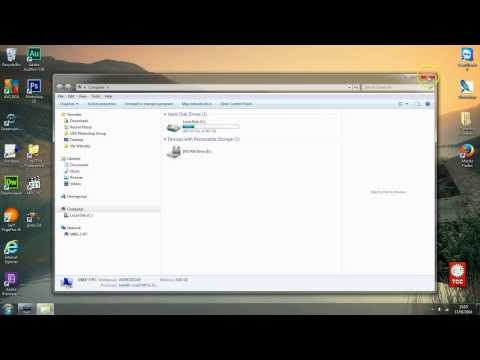 Windows Explorer Downloading and Searching