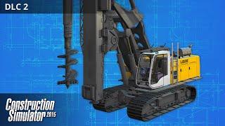 Construction Simulator 2015: Dlc2 Teaser