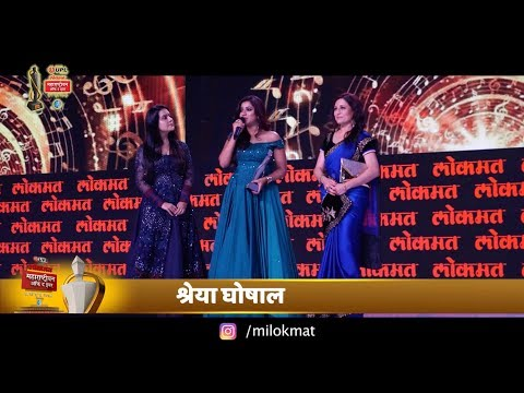 Shreya Ghoshal Singing Ghoomer Song From Padmaavat