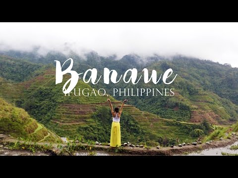 The Rice Terraces, Banaue ➳ Cat'elle: My Wanderlust Diary