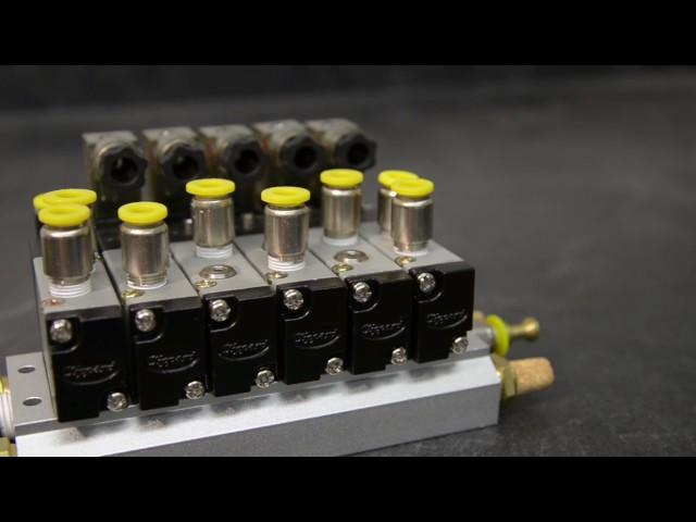 Tech Tip: How to Combine Multiple Valves with Different Functions onto a Single Manifold