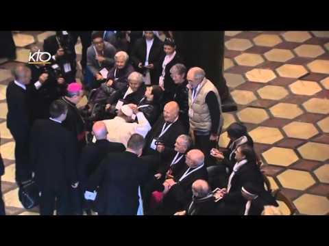 Le Pape François rencontre le monde du travail à Prato