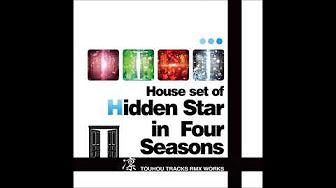 House Set Of Hidden Star In Four Seasons Youtube