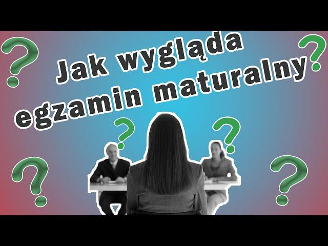 Odcinek #1 - Jak wygl?da egzamin maturalny?