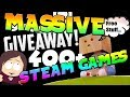 Steam Game Giveaway || 400+ Games - 40 Winners || Giveaway ENDED
