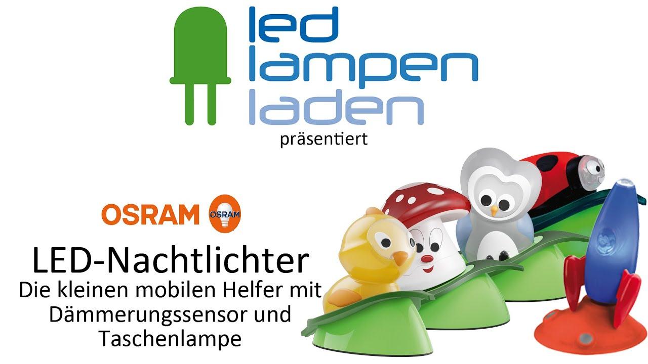 OSRAM LED Lampen | OSRAM LED Nachtlichter | Ihr LED-Lampenladen.de ...