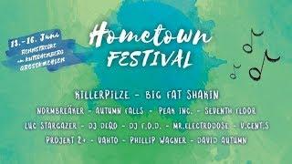 Killerpilze - Live @ Hometown Festival 2019