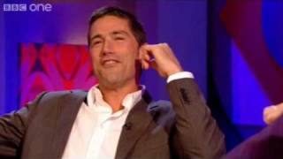 Did Matthew Fox get spanked? - Friday Night with Jonathan Ross - BBC One