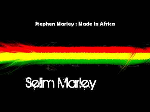 Stephen Marley - Made in Africa + Lyrics