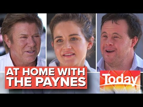 Michelle and Stevie Payne in emotional interview about new film   Today Show Australia