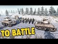 HUGE AMERICAN ARMY battles for FREEDOM | Men of War: Assault Squad 2 Multiplayer Gameplay