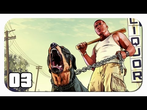 GTA 5 Gameplay - Alles für den Hund - Let's Play Grand Theft Auto V #03 | DEBITOR
