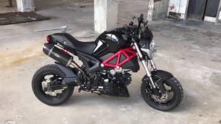 2017 SSR Razkull Top Speed test
