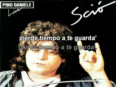 Pino Daniele Viento e terra Karaoke