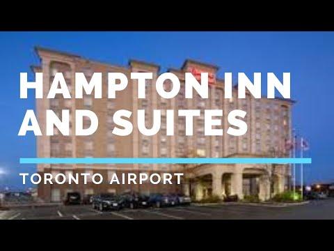 Hampton Inn & Suites By Hilton Toronto Airport - King Room Walk Through
