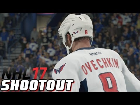 NHL 17 - Shootout Commentary ep. 1