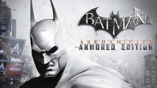 BATMAN: ARKHAM CITY: ARMORED EDITION Wii U Launch Trailer (PEGI)