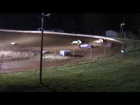 Midway Speedway Street Stock Feature 4-21-17