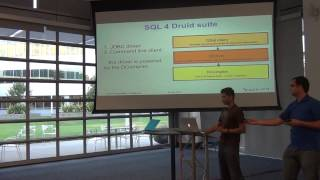 Hadoop Meetup (HUG) July 2014 - Pushing the limits of Realtime Analytics using Druid