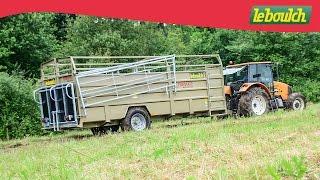 Bétaillère Leboulch Trimax P 6350S