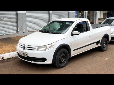 Mostrando Volkswagen Saveiro 1.6 2010 Cabine Simples