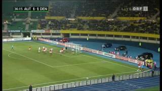 Österreich 2-1 Dänemark // Austria 2-1 Denmark // 03.03.2010
