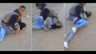 اطفال الاندر ايدج بوس واستعباط فى الشارع