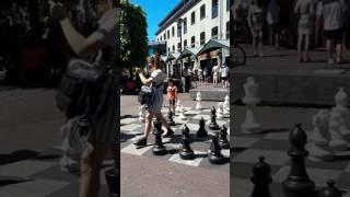 Gambar cover Emilio&Danilo - checkmate in Amsterdam