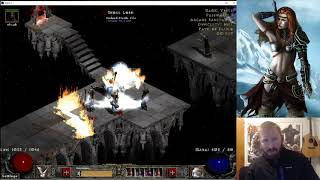 Diablo 2 LIGHTNING SORCERESS - The Road to GODLINESS