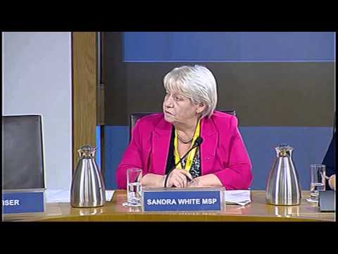 Equal Opportunities Committee - Scottish Parliament: 4th December 2014