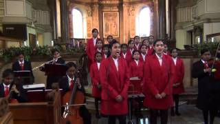 bishop cotton girls high school performed in london 2013