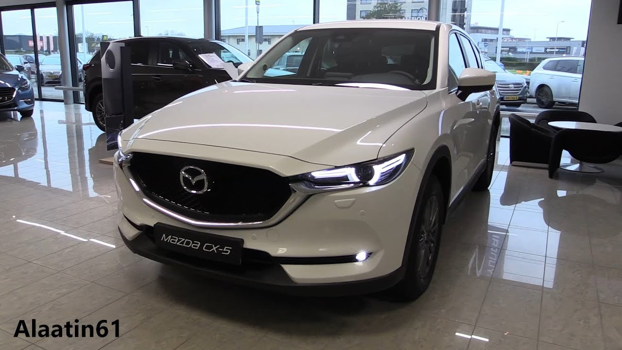 mazda cx 5 2018 in depth review interior exterior youtube. Black Bedroom Furniture Sets. Home Design Ideas
