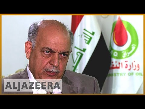 Iraq's oil and gas industry aims to be energy independent