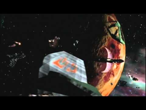 Space Battles - Centauri War Machine - BABYLON 5