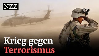 Von 9/11 nach Afghanistan: So hat der Krieg gegen den Terrorismus die letzten 20 Jahre geprägt   NZZ
