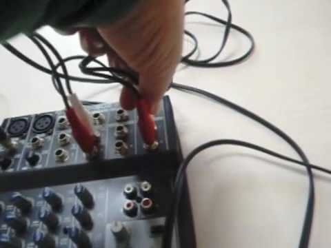 Mac Podcasting With Mixer Setup Tutorial