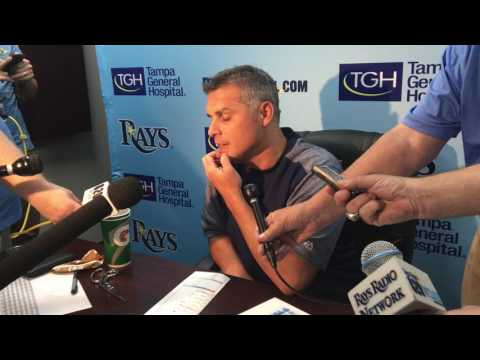 Kevin Cash on Rays Big Win Over Brewers