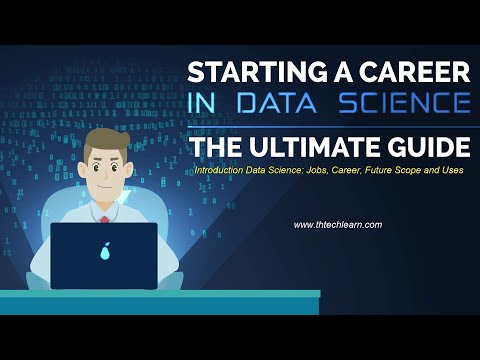 What Is Data Science? | Data Science For Beginners | Data Science Future Scope