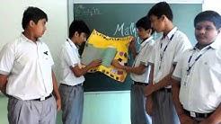 Grade IX Chart Work FA 2 Math - Delhi School of Excellence Banjara Hills Hyderabad Telangana
