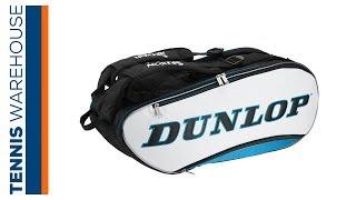 Dunlop Srixon Blue 8-Pack Tennis Bag