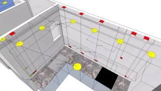 видео Внешнее и внутреннее электроснабжение загородного дома