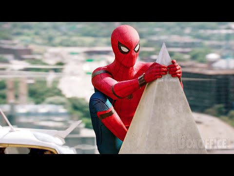 Download Rescuing MJ's Friends at the Washington Monument | Spider-Man: Homecoming | Clip