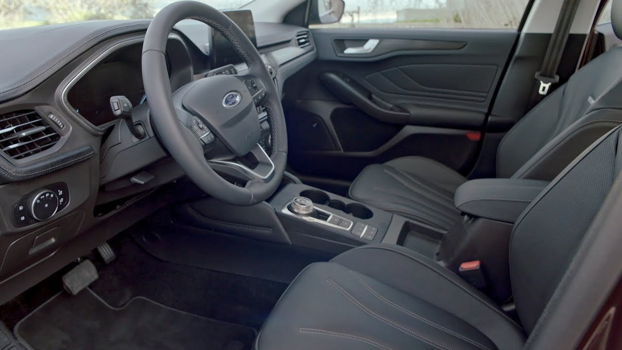 2019 Ford Focus Vignale Hatchback Interior
