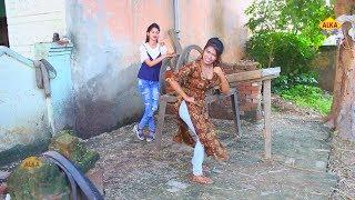 हरयाणवी Dance || इस गाँव की छोरी ने तो कती डांस में मजा ठा दिया || Dance 2018