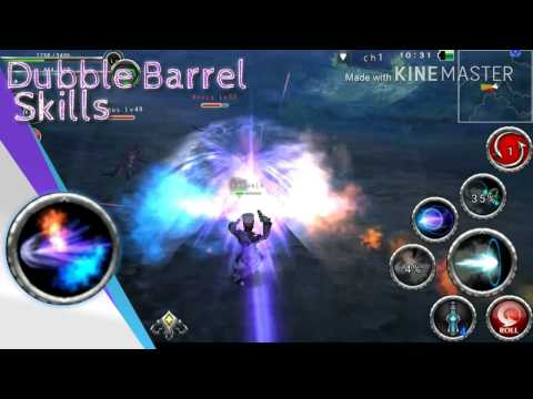 RPG Avabel Online - Double Barrel Skill